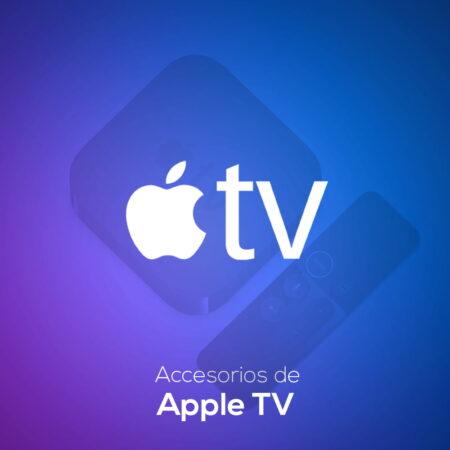 Accesorios Apple TV