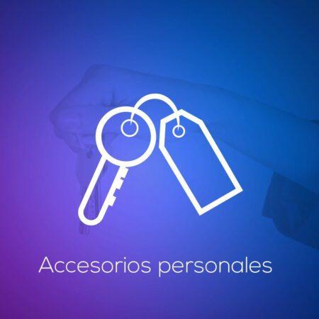 Accesorios personales